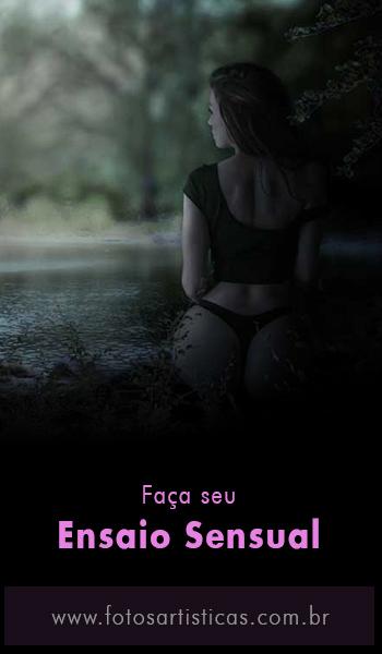Ensaio Sensual em Brasília DF